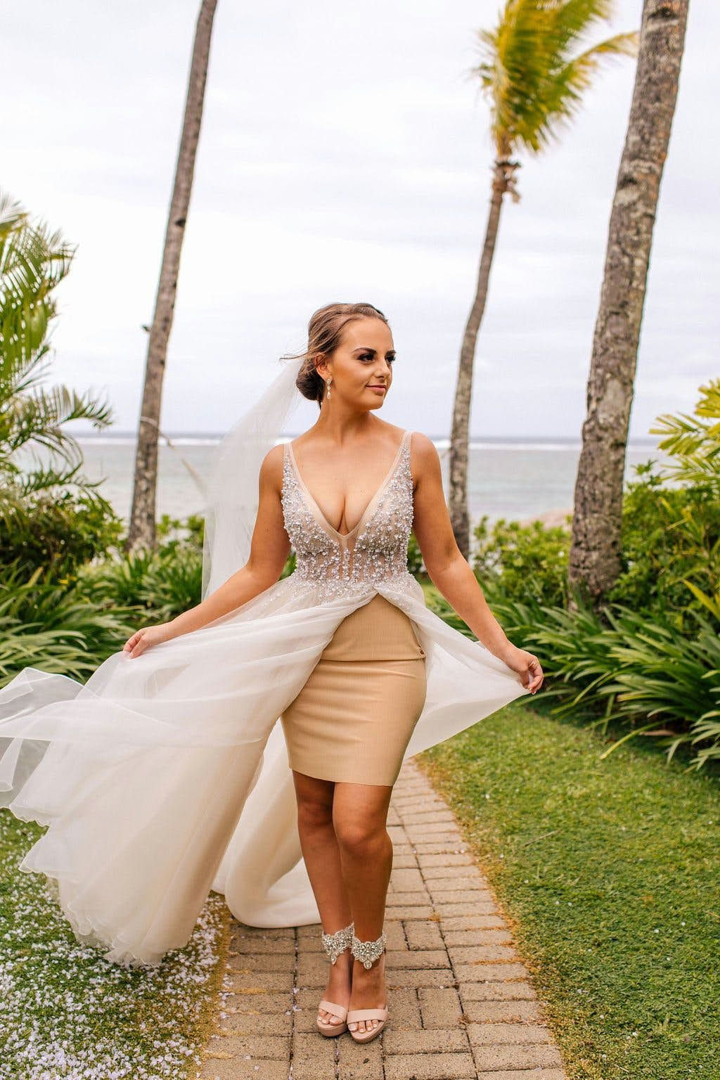 Outrigger Fiji Beach Resort Wedding - Mornington Peninsula Wedding Photographer