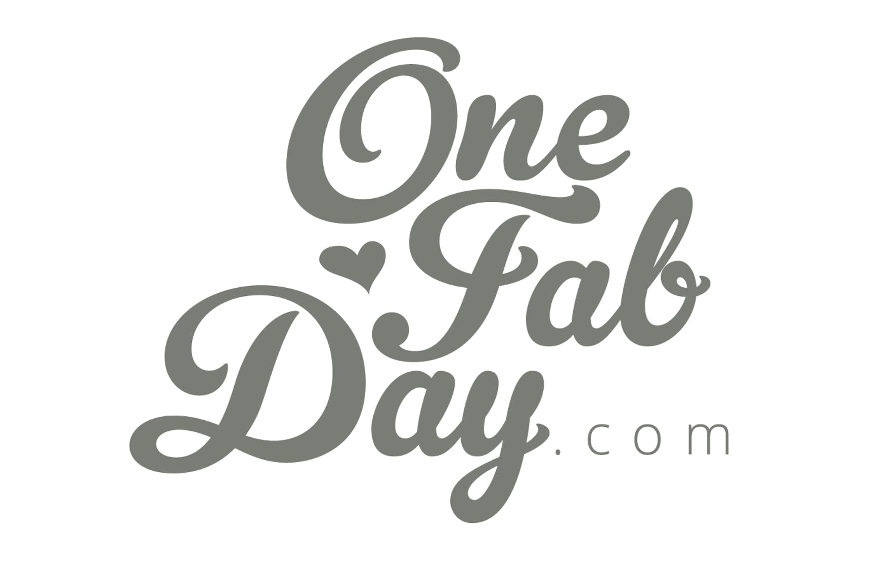 Onefabday Stacked Logo